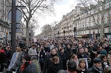 Weltweite Empörung über faschistische Terroranschläge von Paris