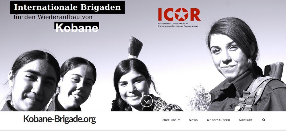 """Veranstaltungen zum Erfolg des ICOR-Projekts """"Gesundheitszentrum in Kobanê"""""""