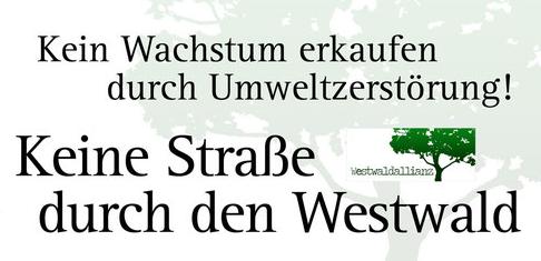 Engagiertes Plädoyer für den Erhalt des Darmstädter Westwalds