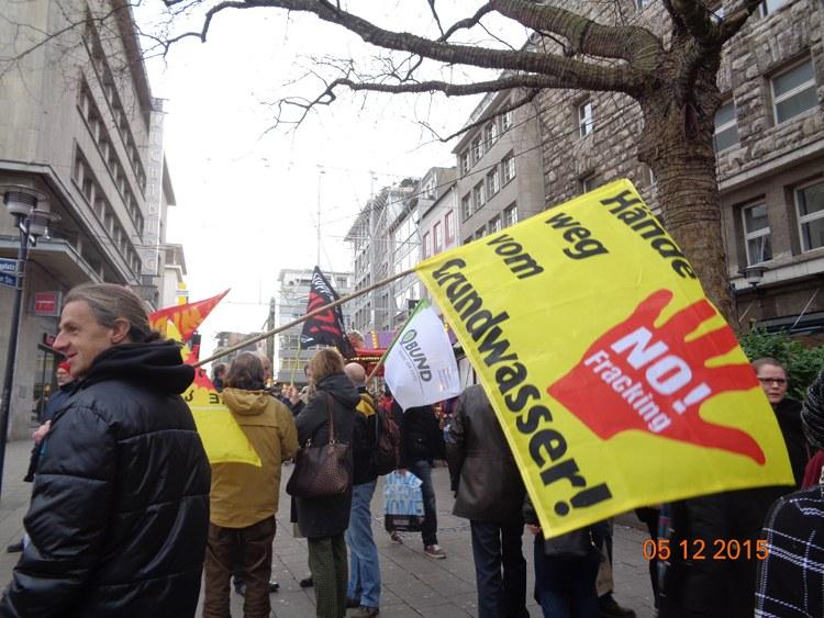 Kämpferische Aktionen und sozialistische Perspektive am heutigen Internationalen Umweltkampftag
