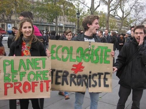 """Weltklimagipfel: Über eine halbe Million Menschen beteiligten sich am """"Global Climate March"""""""