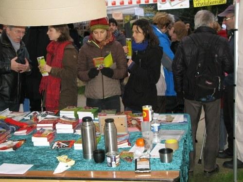 """Montreuil: Vorstellung des Buchs """"Katastrophenalarm!"""" war Highlight"""
