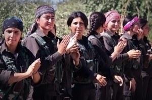 Frauen der Kantonsverwaltung Kobanê berichten