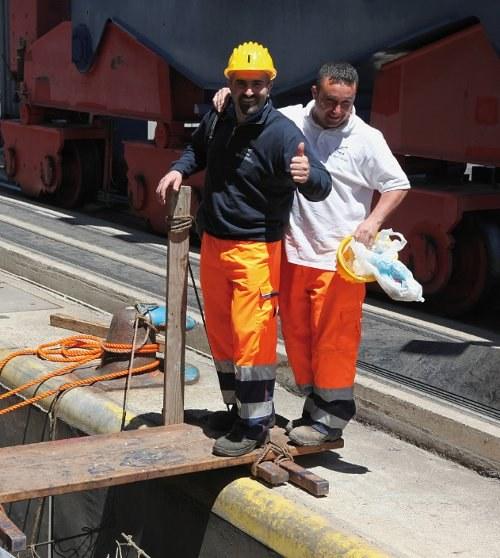 Rotterdam: Docker legen Containerterminal lahm