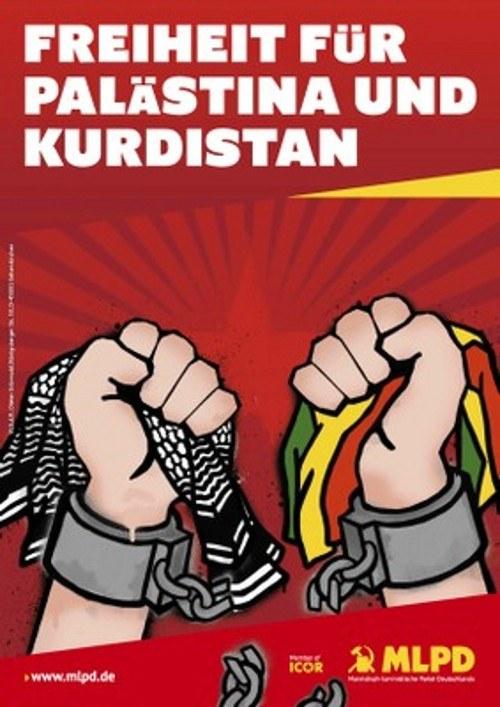 Stimmungsmache gegen die Arbeiterpartei Kurdistans (PKK) wegen Brandanschlag
