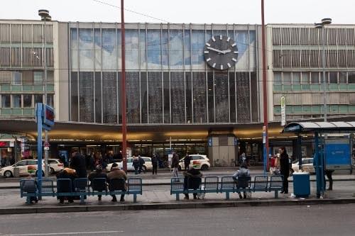 Notstandsübung zu Silvester am Münchner Hauptbahnhof