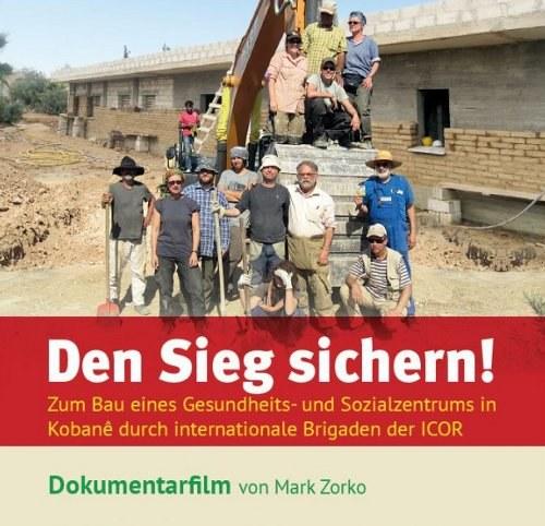 """""""Leuchtendes Beispiel Rojava"""" - """"Den Sieg sichern"""" in Ludwigsburg"""