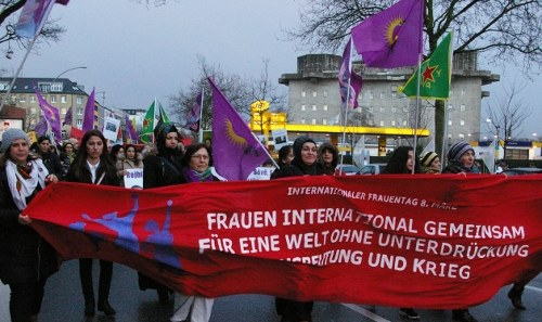 """Internationaler Frauentag: """"An diesem Frauenbündnis kommt niemand mehr vorbei"""""""