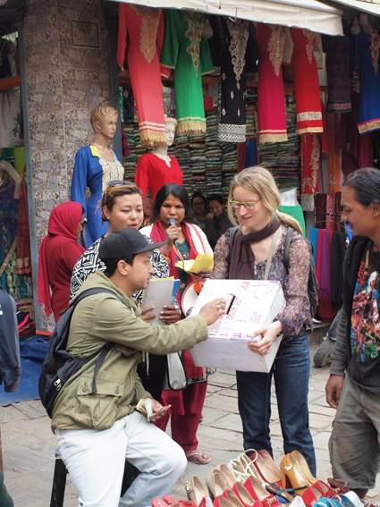 Morgen beginnt Weltfrauenkonferenz – Endspurt bei der Spendensammlung
