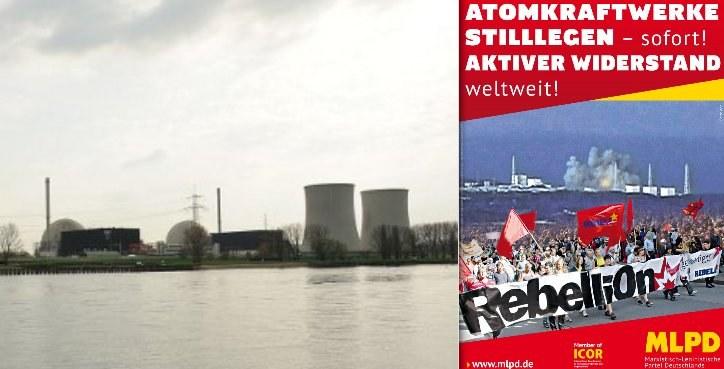 """Atomkonzerne klagen gegen """"Atomausstieg"""""""