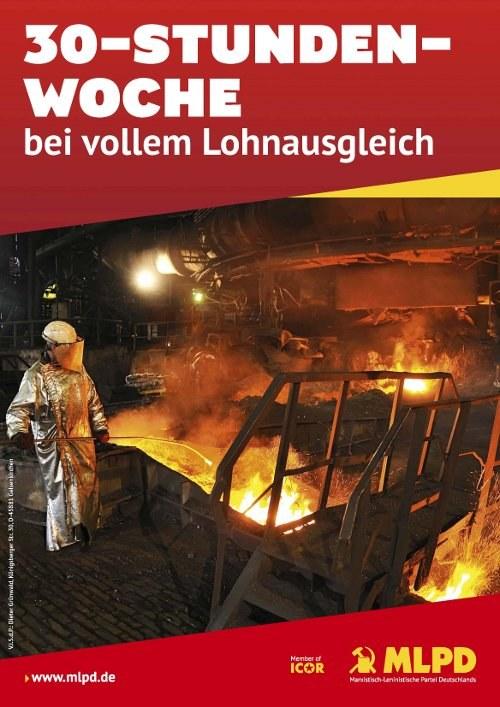 Zur Arbeitszeitkampagne der IG Metall