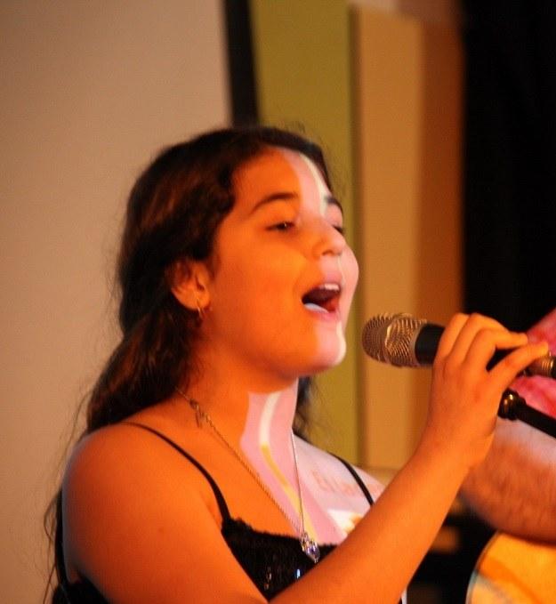Ein Highlight der Weltfrauenkonferenz: Der Songcontest