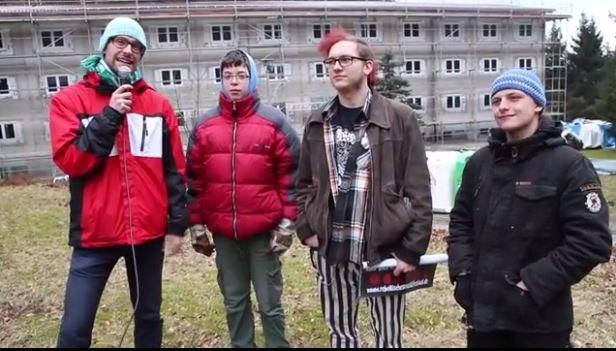 """""""Das Rebellische Musikfestival entwickelt sich hier zu einer richtigen Bewegung"""""""