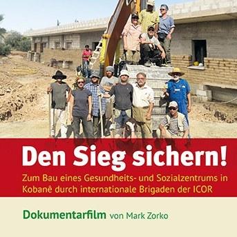 """Film """"Den Sieg sichern"""" und Grußadresse an den Gründungsrat in Rojava aus Schwäbisch Gmünd"""