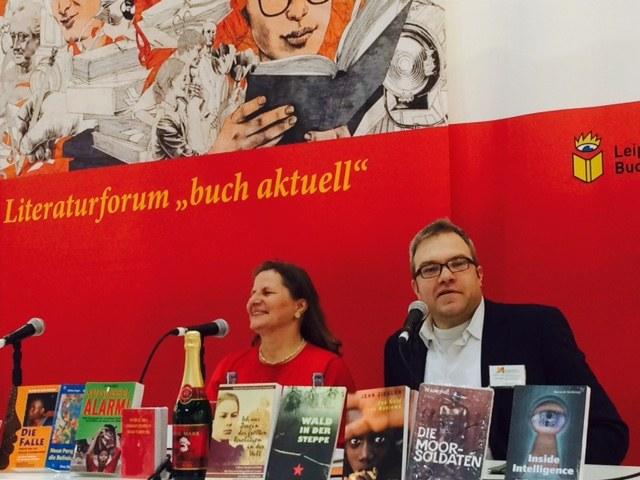 Leipziger Buchmesse mit neuem Besucherrekord