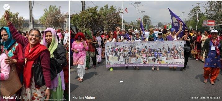 Weltfrauenkonferenz: Fotos jetzt online und erster Bericht am Sonntag, 3. April