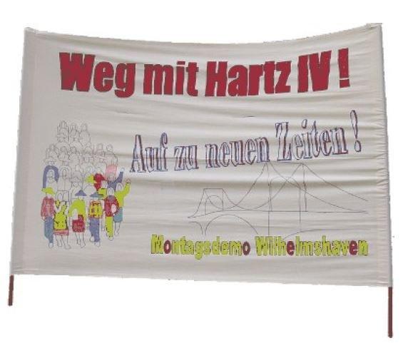 Wilhelmshaven: Wer wirklich protestieren will, der gehört auf die Montagsdemo!