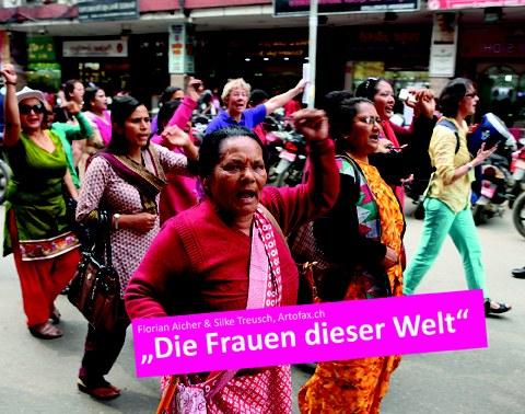 """Fotobuch """"Die Frauen dieser Welt"""" bestellen!"""