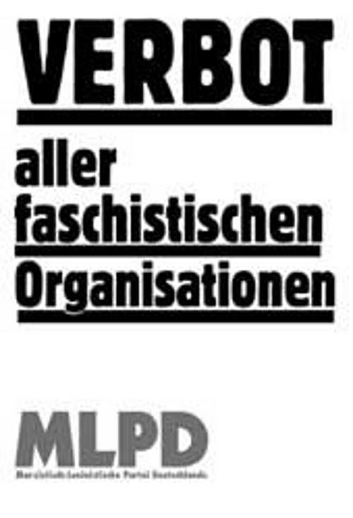 Faschistische Vereinigung in Freital - nur eine weitere Spitze des Eisbergs