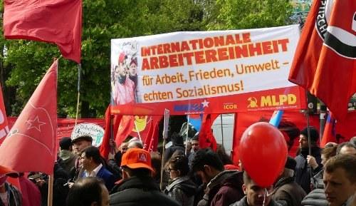 1. Mai-Kundgebungen im Zeichen wachsender Politisierung