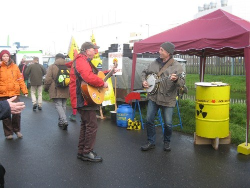 40 Jahre Widerstand gegen das Atomkraftwerk Brokdorf