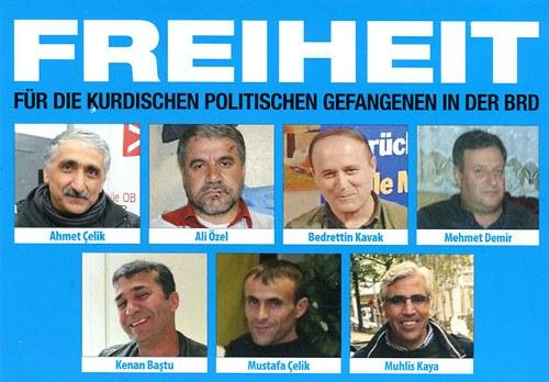 Solidarität mit Mustafa Çelik