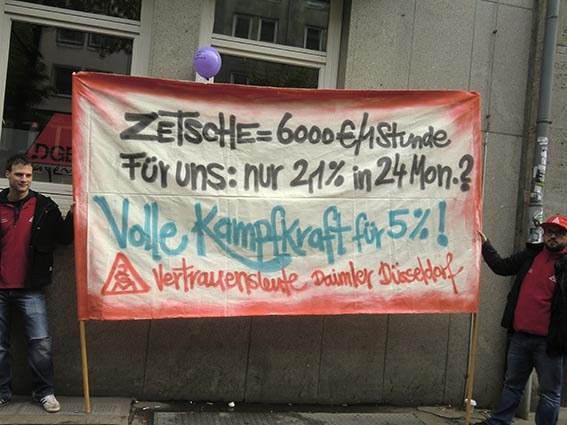 Düsseldorf: Ein hochpolitischer 1. Mai
