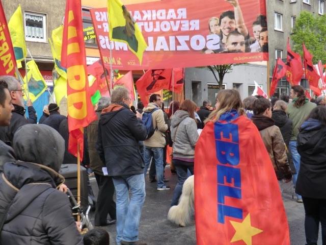 Hagen: Gute Beteiligung am 1. Mai