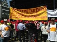 Metall-Abschluss: 760.000 IGM-Kolleginnen und Kollegen durchbrechen Provokation von Gesamtmetall