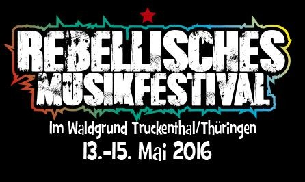Der Countdown läuft: Noch drei Tage bis zum Rebellischen Musikfestival!