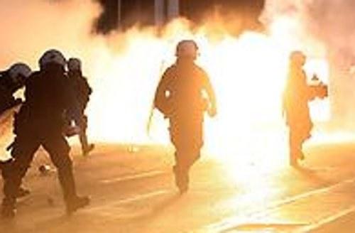 Erneute Massenproteste und Massenstreiks in Griechenland