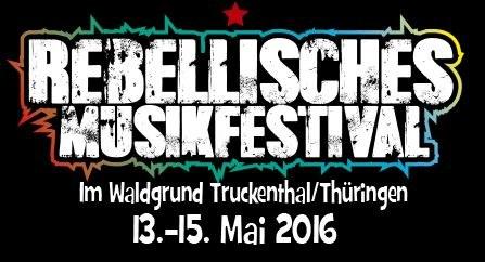 Heute startet Rebellisches Musikfestival in Truckenthal