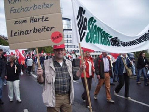 Leiharbeit – Proteste zeigen Wirkung