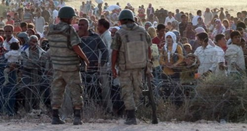 Amnesty International klagt Rolle der Türkei in der Flüchtlingspolitik an