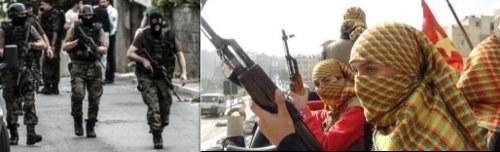 Brutaler Staatsterror in der Türkei – Schützenhilfe durch Merkel-Regierung