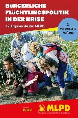 Stimmungsmache gegen Flüchtlinge - Vorwand für weitere Einschränkungen des Asylrechts