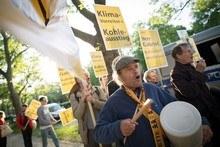 International geprägter Widerstand gegen Braunkohletagebau und Kohleverbrennung in der Lausitz