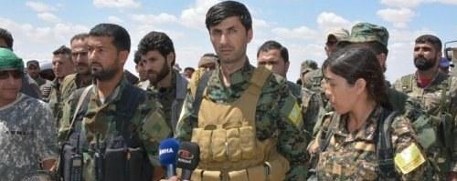 "Offensive gegen die ""Hauptstadt"" des faschistischen IS hat begonnen"