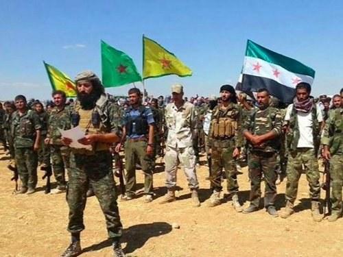 Freiheitskämpfer Rojavas in der Offensive