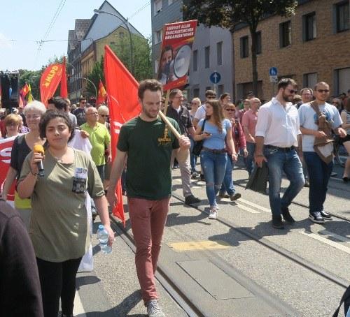 Breite Beteiligung und Sympathie für antifaschistischen Protest in Dortmund
