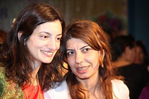 Koordinatorin der Weltfrauenkonferenz aus Erbil ausgewiesen