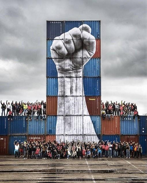 Der Kampf der französischen Werktätigen ist auch unser Kampf!