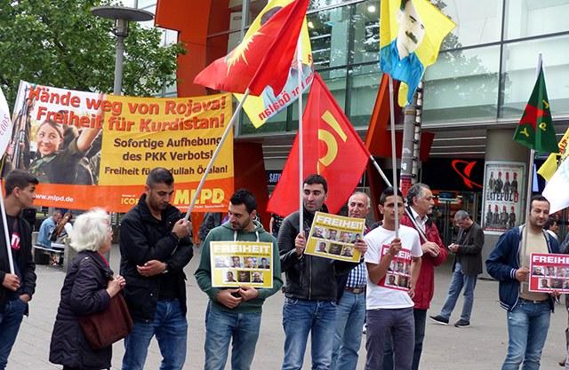 """Hamburg: """"Freiheitskämpfer brauchen Schutz in Deutschland ..."""