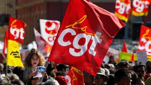 Neunter landesweiter Aktionstag in Frankreich - ICOR-Delegation ist solidarisch!