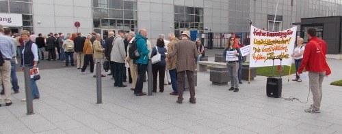 Ermittlungen gegen VW-Winterkorn – Proteste vor Aktionärstreffen!