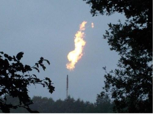Fracking-Bewilligungsgesetz durch den Bundestag gejagt