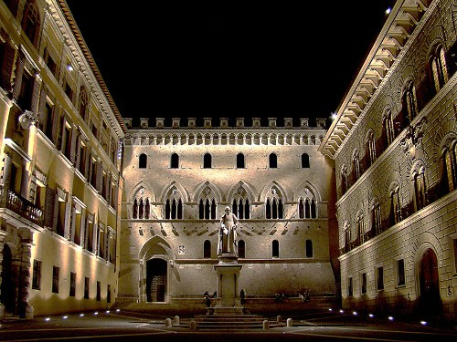 Bankenkrise in Italien kann Kettenreaktion auslösen