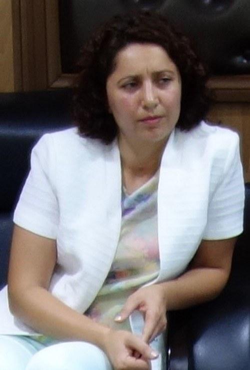 Solidarität mit Fatma Șik Barut