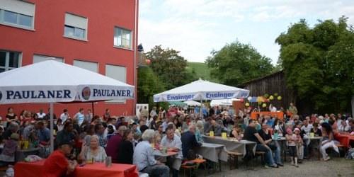 800 Besucher beim tollen 8. Neckarfest in Stuttgart