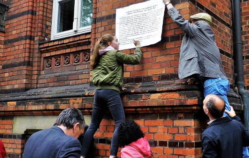 Hamburg: Gedenken zum Altonaer Blutsonntag 1932